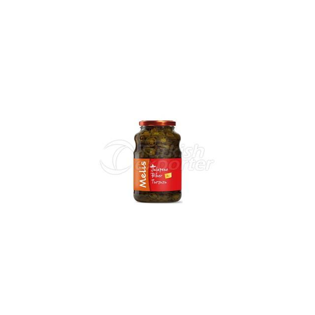 Jalapeno Pickles -Melis