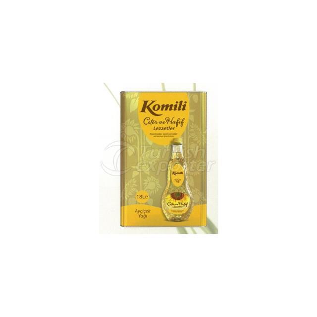 Sunflower Oil -Komili