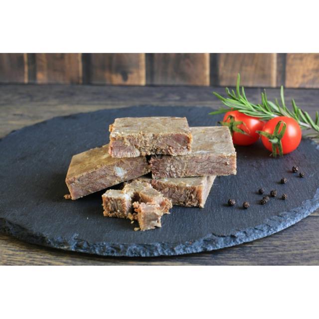 Braised Lamb Meat Cubes