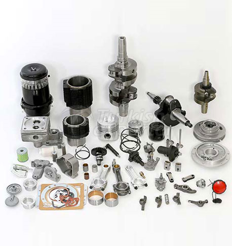 LOMBARDINI Engine Parts