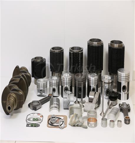 LISTER - PETTER Engine Parts