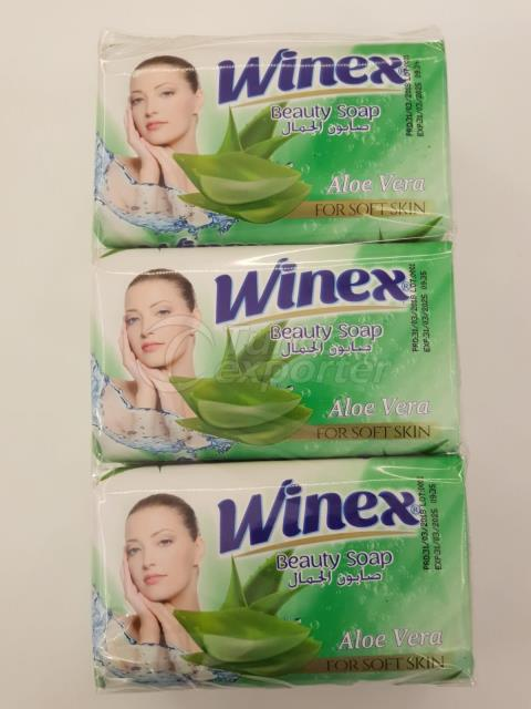 Paper Wrapped AloeVera 125gx6