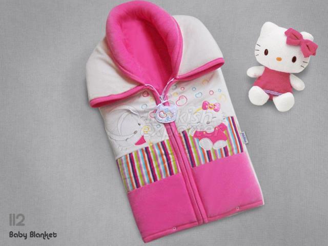 Одеяло для новорожденных 112
