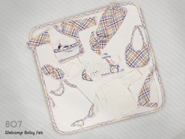 Набор для новорожденных 807