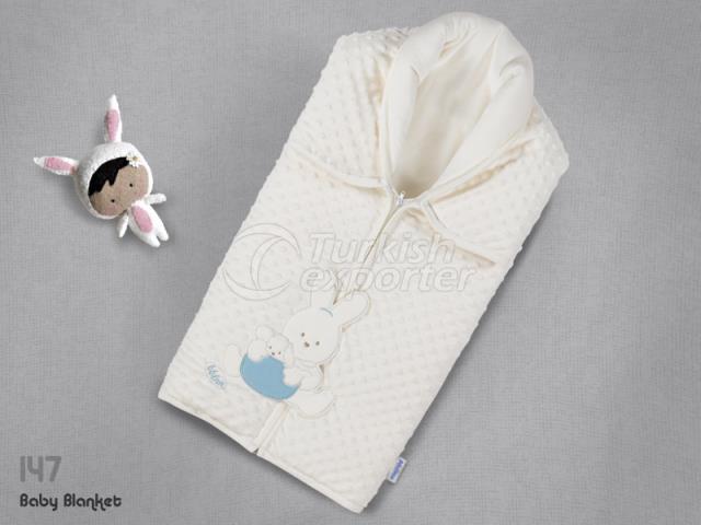 Одеяло для новорожденных 147