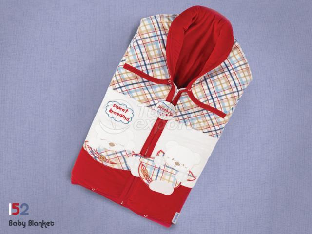 Одеяло для новорожденных 152