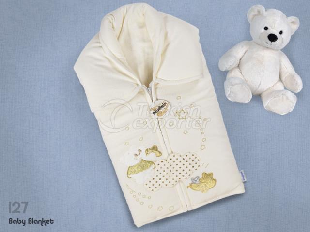 Одеяние для новорожденных 127