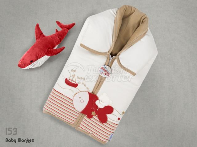 Одеяло для новорожденных 153