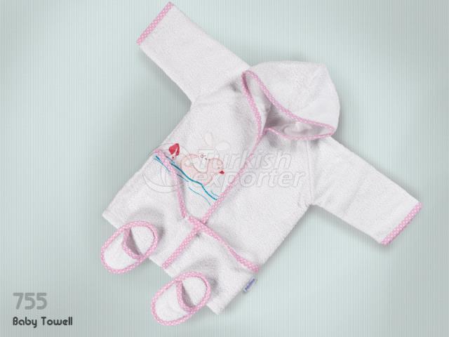 Детские полотенца 755