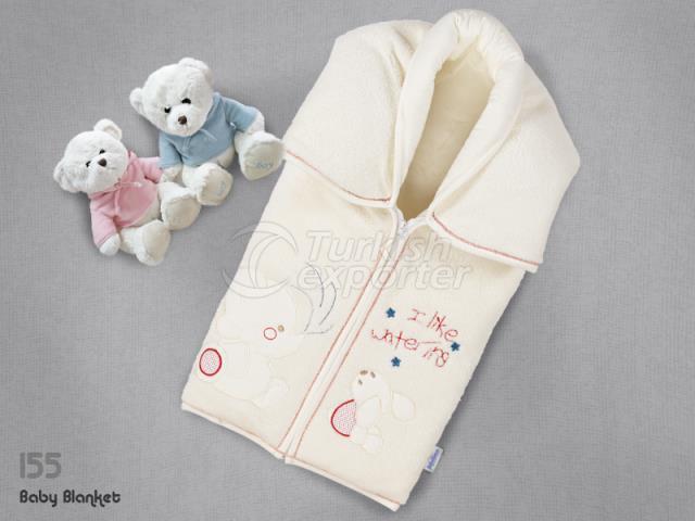Одеяло для новорожденных 155