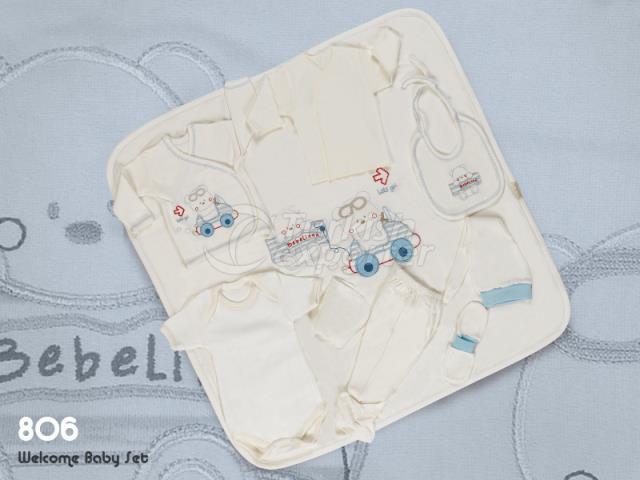 Набор для новорожденных 806