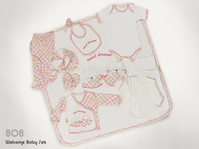 Набор для новорожденных 808