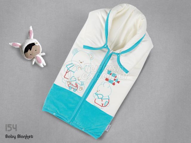 Детское одеяло 154