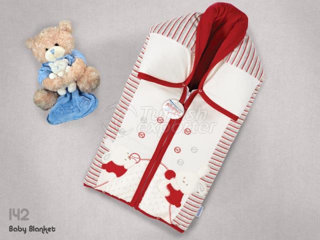 Детское одеяло 142