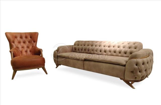 Florya Sofa Set