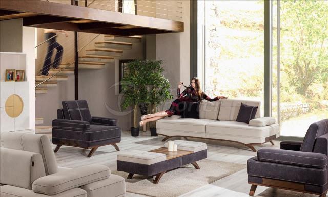 İmparator Sofa Set
