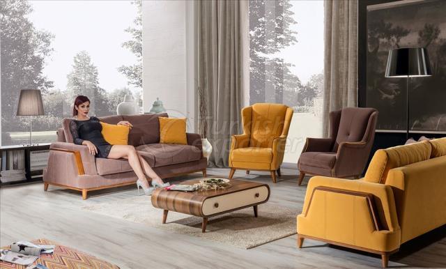 Afrodit Sofa Set
