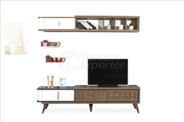 Barcelona Wall Unit