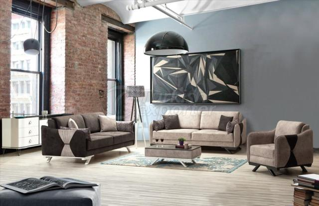 Bellisimo Sofa Set