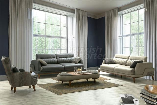 Emirgan Sofa Set