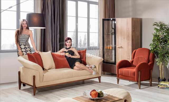 Abbate Sofa Set