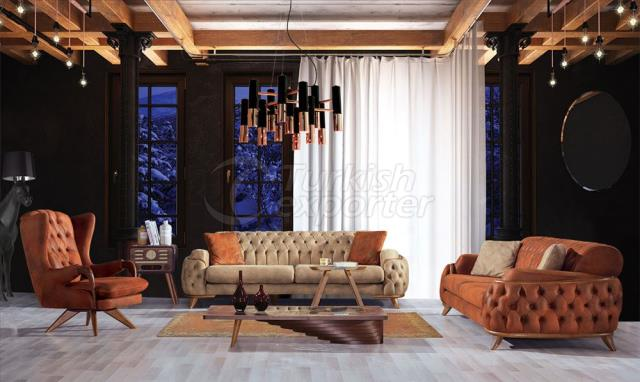 Keops Sofa Set