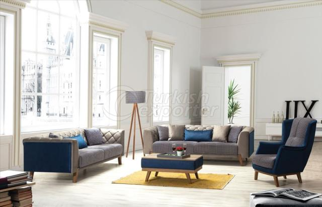 Marsilya Sofa Set