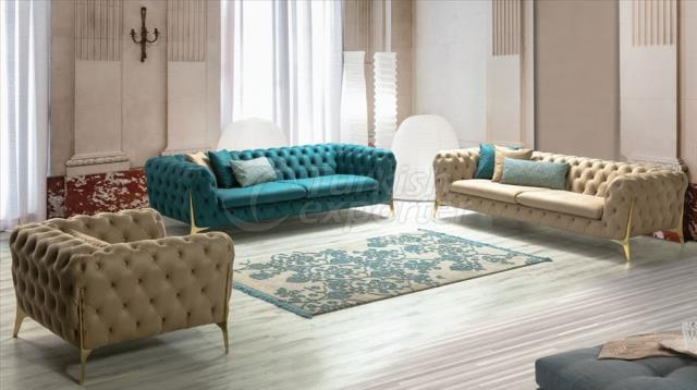 Bentley Sofa Set