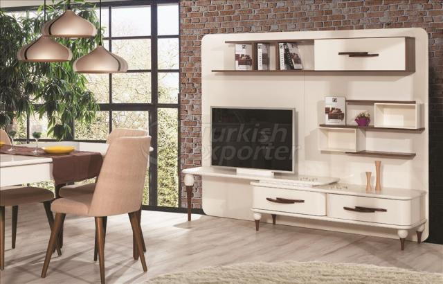 Alissa Wall Unit