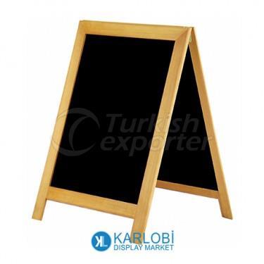 Деревянная рамка A панель 60X80