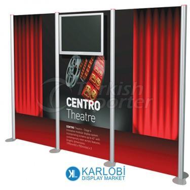 Выставочный стенд Centro CT3