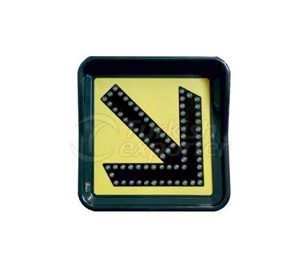 AC Led Lamps -Led Sign  11882 FL A - 11883 FL A