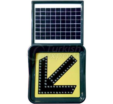 Solar Flasher Led Lamps-11860 FL S -11862 FL S
