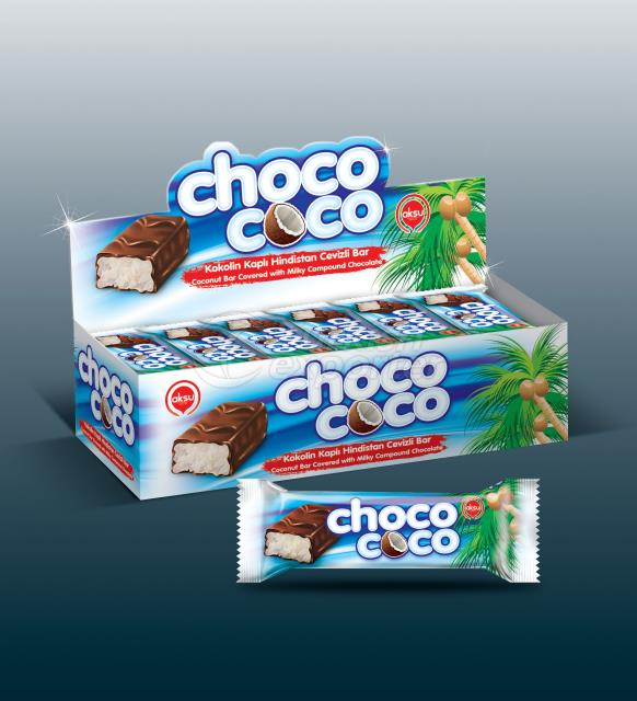 Choco Coco Cocolin With Coconut