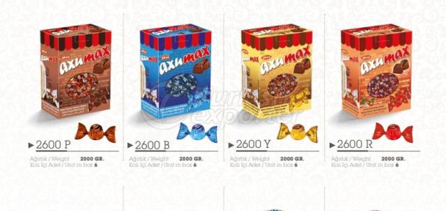 Axumax Compound Chocolate