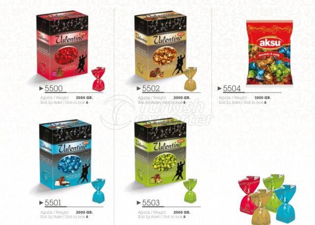 Valentino Compound Chocolate
