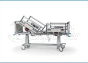 Lits d'hôpital en aluminium GM 501