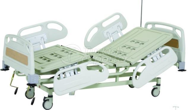Lit d'hôpital GM 1214 Manuea