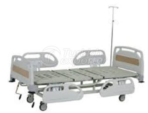 Lit d'hôpital manuel GM 1214