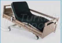 GM 5400N Lits de soins spéciaux en bois