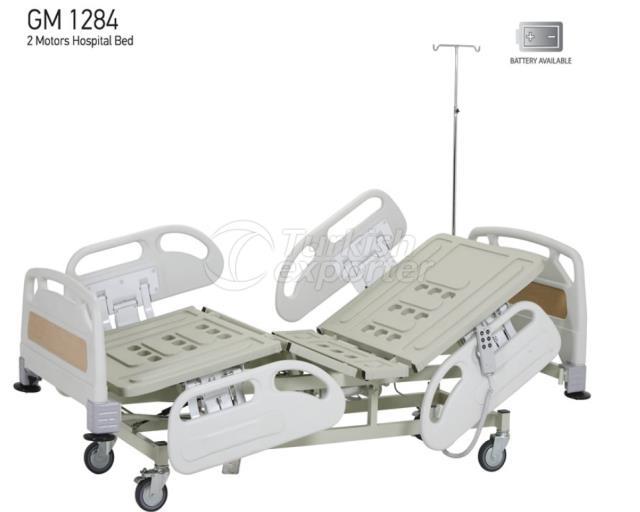 Lit d'hôpital GM 1284 2 moteurs