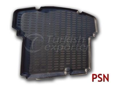 TPE 3D Trunk Mat Seat Leon 2006-2012