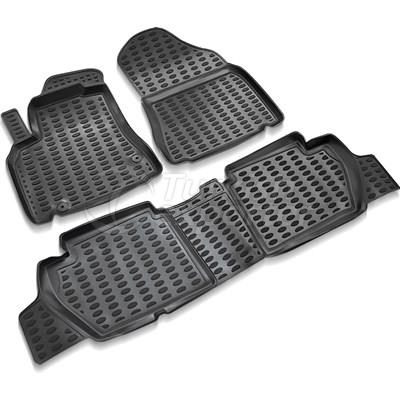 TPE 3D Car Mat Citroen Berlingo 2008-2015