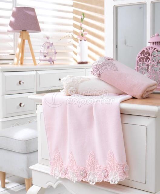 ZARA VELVET TOWEL