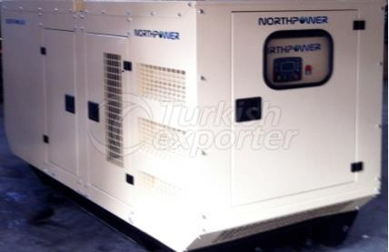Power Source NPR-225KVA