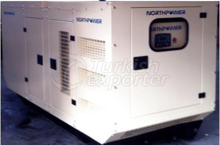 Power Source NPR-55KVA