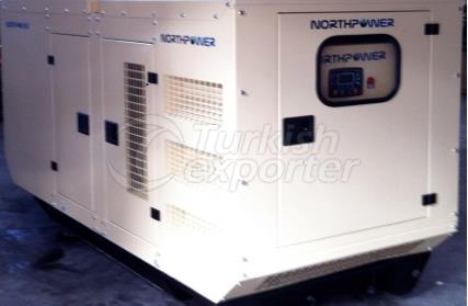 Power Source NPL-155KVA