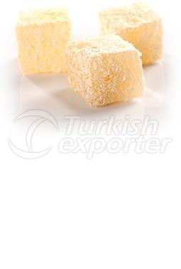 Coconut Turkish Delight
