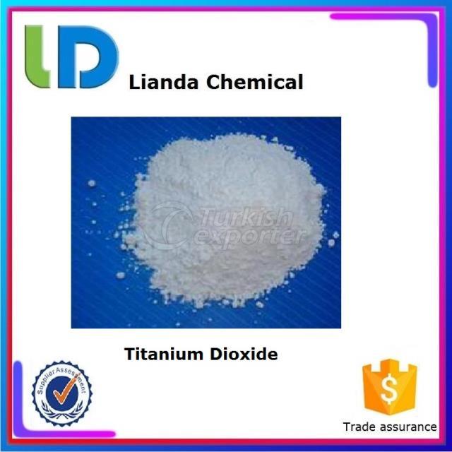 Titanium dioxide Rutile Anatase
