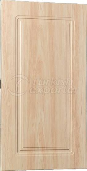 Mat PVC Cupboard Door 203